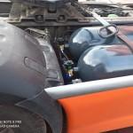 DDF Montaz instalacji SCALMAX Diesel Duel Fuel CNG do diesla Fusion Volvo Renault Daf zdjecie 03