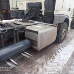 DDF Montaz instalacji SCALMAX Diesel Duel Fuel CNG do diesla Fusion Volvo Renault Daf zdjecie 08