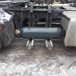 DDF Montaz instalacji SCALMAX Diesel Duel Fuel CNG do diesla Fusion Volvo Renault Daf zdjecie 09
