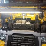 DDF Montaz instalacji SCALMAX Diesel Duel Fuel CNG do diesla Fusion Volvo Renault Daf zdjecie 10