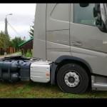 DDF Montaz instalacji SCALMAX Diesel Duel Fuel CNG do diesla Fusion Volvo Renault Daf zdjecie 13